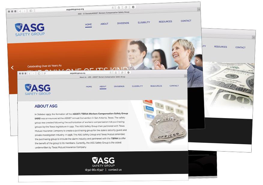 Digital Graphic Design - web design