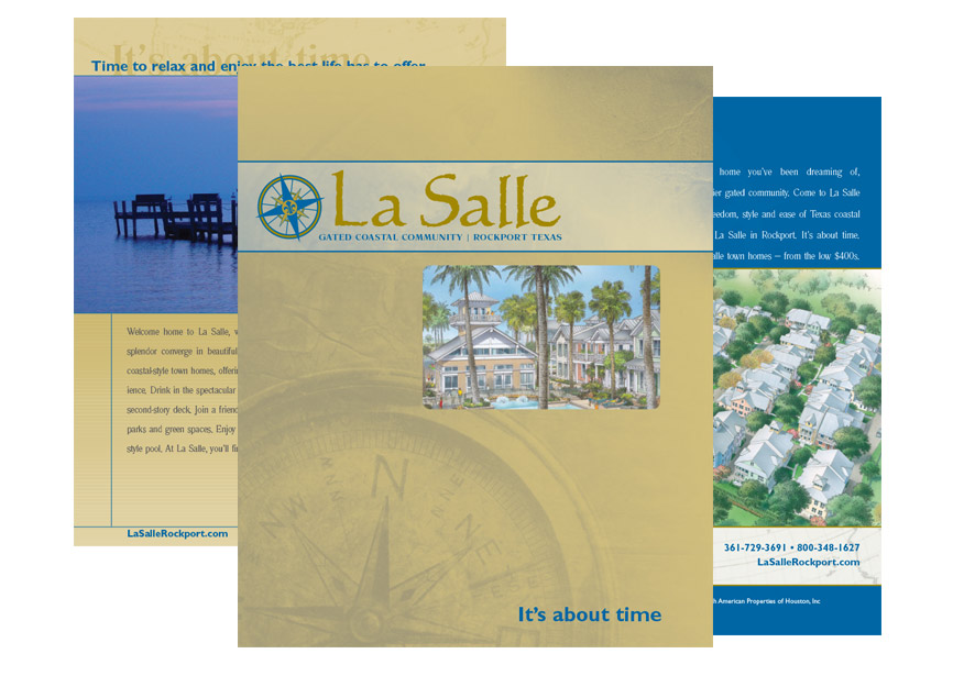 Graphic Design - brochure design