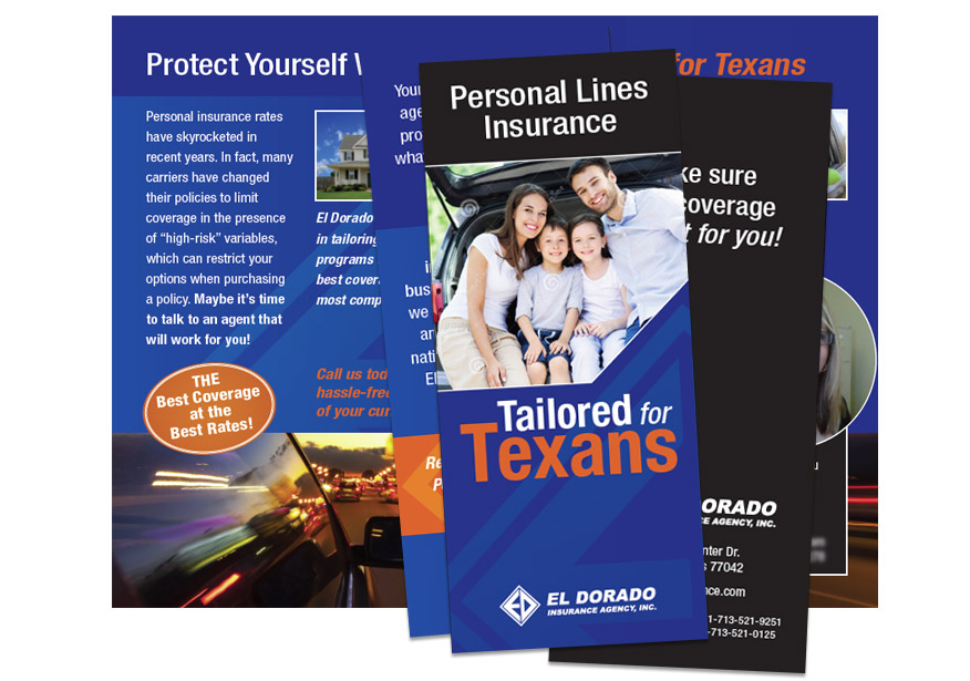 Print Graphic Design - brochure design